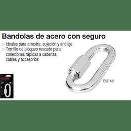 UNION CADENA FIERO 1/4PULG # BSE-1/4