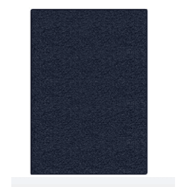 ALFOMBRA SHAGGY 120X170 ETERSOL AZUL