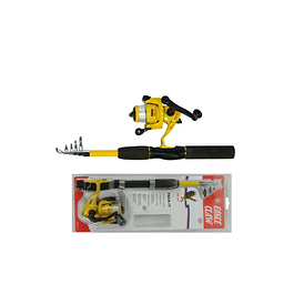 CANA E.CLAW PACK-IT SPIN KIT 1,67MT – 6TRAMOS