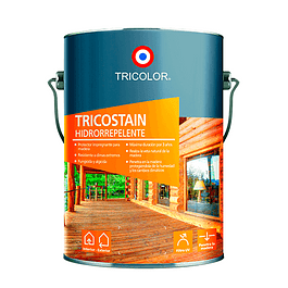 TRICOSTAIN TRICOLOR NATURAL LT