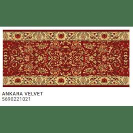 ALFOMBRA PASILLO ANKARA VELVET 0,67MT X METRO LINEAL