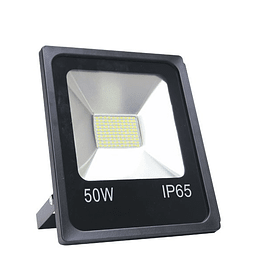 PROYECTOR LED SMD 50W 6000K NEGRO BYP