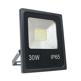 PROYECTOR LED SMD 30W 6000K NEGRO BYP