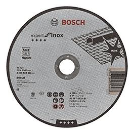 DISCO CORTE INOX 7 PULG ESPESOR 1,6MM BOSCH
