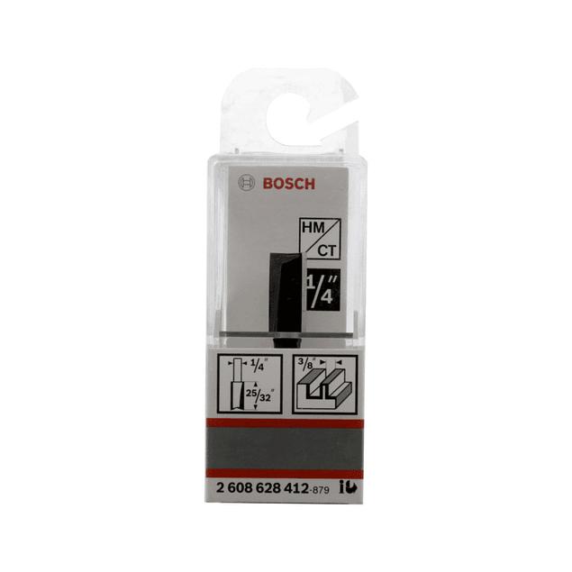 FRESA RANURAR 1/4  X 9.5MM BOSCH