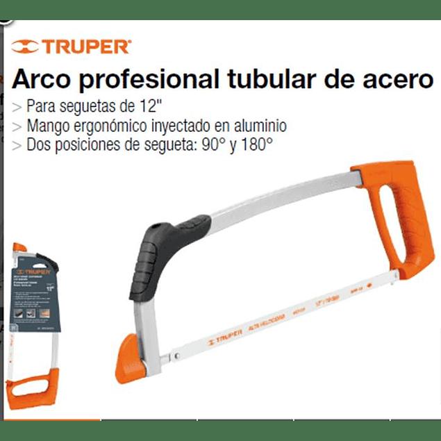 ARCO SIERRA TUBULAR PROFESIONAL 12PULG TRUPER