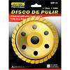 DISCO DIAMOND DE PULIR 115MM TURBO UYUSTOOLS