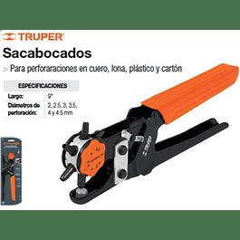 SACABOCADO CIRCULAR TRUPER # PSA-9