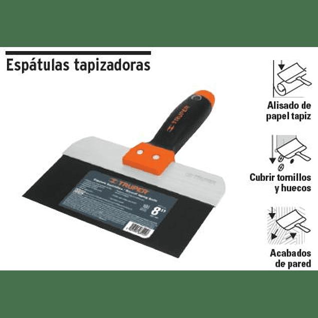 ESPATULA TAPIZADORA TRUPER 8PULG # ETA-8