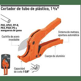 CORTA TUBOS TRUPER PVC 1.5/8 # COT-PVC