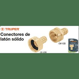 COLA LLAVE 3/4X1/2 TRUPER