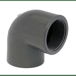 CODO PVC (P)HI 32MM VINILIT