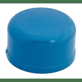 TAPA GORRO PVC 25 MM
