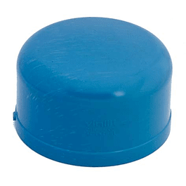 TAPA GORRO PVC 50MM (P)