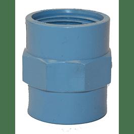 TERMINAL PVC HI 50*11/2