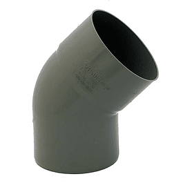 CURVA PVC SANITARIA 110MM