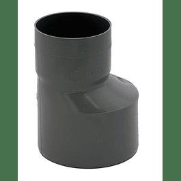 COPLA PVC SANITARIO 110X50MM