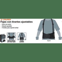 FAJA LUMBAR BUFALO XL