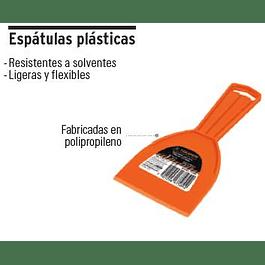 ESPATULA PLASTICA TRUPER # ET-3P  3PULG