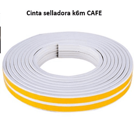 CINTA SELLADORA K6 CAFE DVP