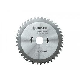 DISCO DE SIERRA CIRCULAR ECO 184MM 71/4 X 60D BOSCH