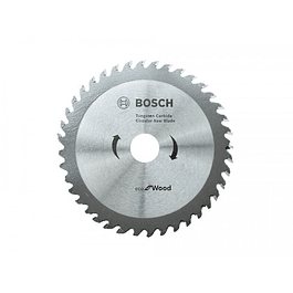 DISCO DE SIERRA CIRCULAR ECO 254MM 10 X 80D BOSCH
