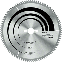 DISCO SIERRA 71/4 16 DTE OPTILINE BOSCH