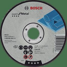 DISCO CORTE METAL  9(230X3MM) BOSCH