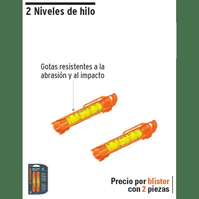 NIVEL TRUPER 3PULG PARA HILO # NH-3