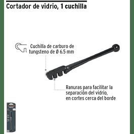 CORTA VIDRIO TRUPER # CV-5