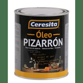 OLEO PIZARRON NEGRO LITRO CERESITA