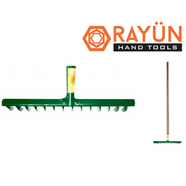 RASTRILLO RAYUN 14 PUAS C/MANGO RAYUN