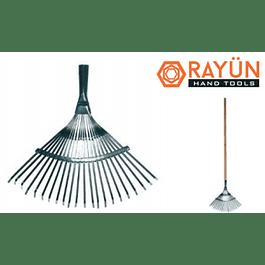 BARREHOJAS METALICO 22 PUAS C/MANGO RAYUN