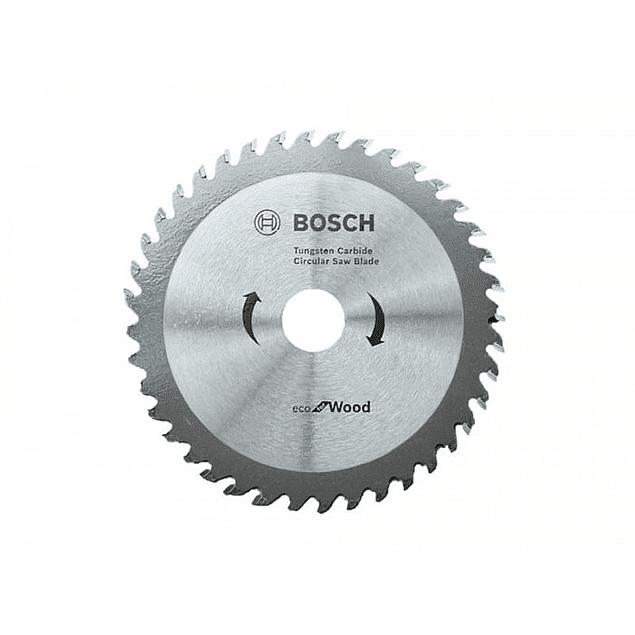 DISCO DE SIERRA CIRCULAR ECO 254MM 10 X 40D BOSCH