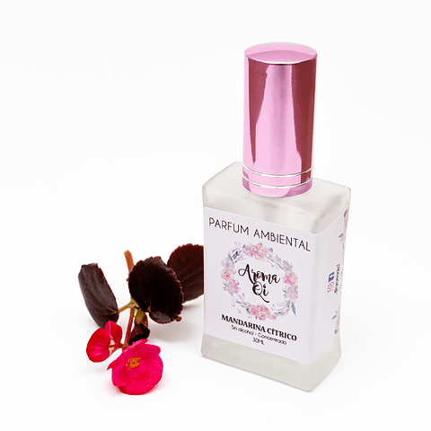 Parfum Aromático Ambiental 30ml (Travel Size)
