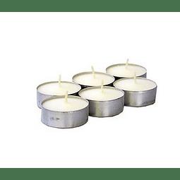 Velas Tealights Pack de 6