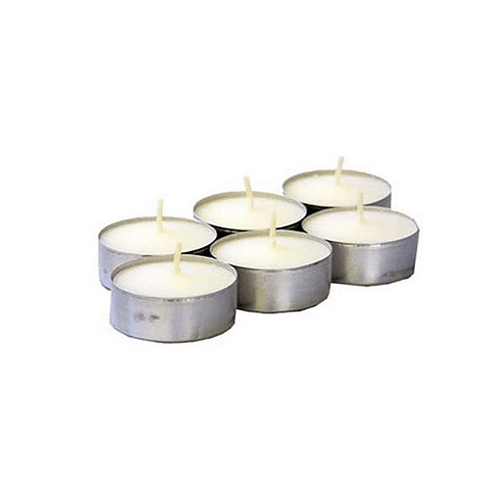 Velas Tealights Pack de 6