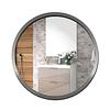 Quadro Espelho Circle - Alteração de valores por medidas