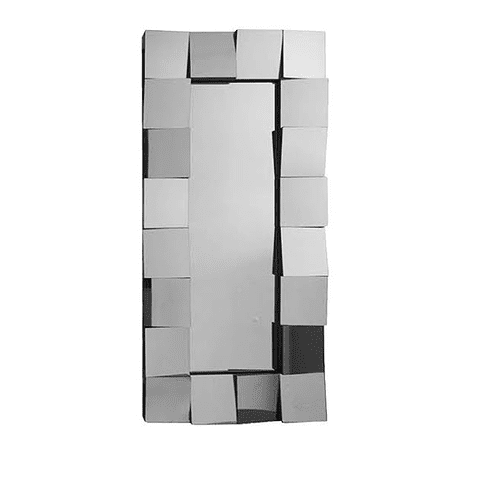 Quadro Espelho New Mosaic Square - Alteração de valores por medidas