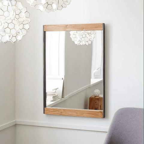 Quadro Espelho Iron - Alteração de valores por medidas