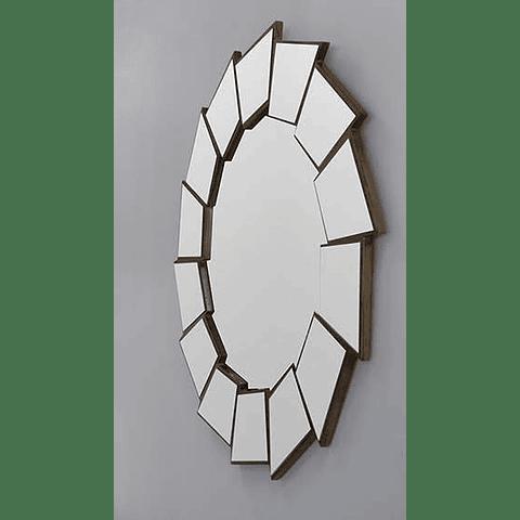 Quadro Espelho Peaces - Alteração de valores por medidas
