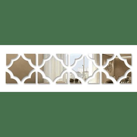 Quadro Espelho Acrílico Lord - Alteração de valores por medidas