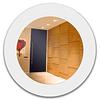 Quadro Espelho Black Circle - Alteração de valores por medidas