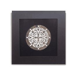 Quadro Mandala Black 2 - Alteração de valores por medidas