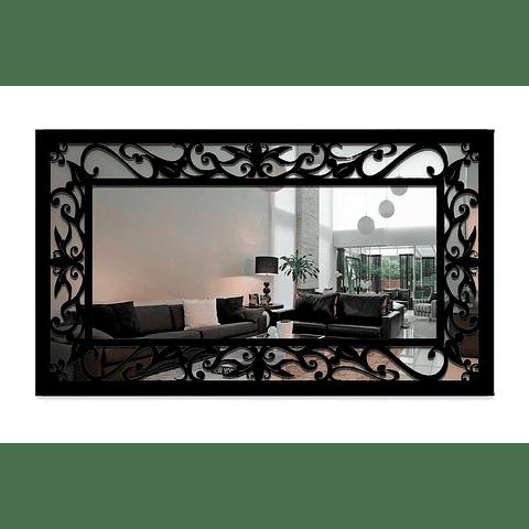 Quadro Espelho Mambo - Alteração de valores por medidas