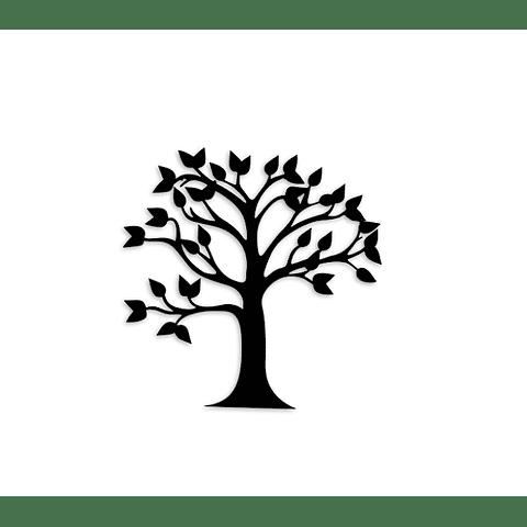 Escultura de Parede em MDF Árvore Ipê - Alteração de valores por medidas