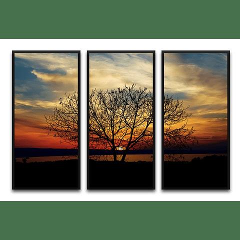 Trio de Quadros Separados Soirée - Alteração de valores conforme medidas