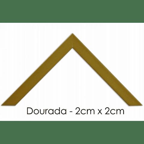 Conjunto de Quadros River - Alteração de valores por medidas