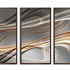 Trio de Quadros Separados Palace - Alteração de valores por medidas