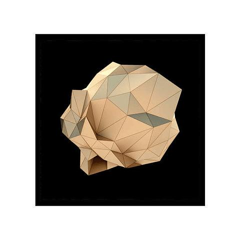Quadro Abstrato Geométrico Soul - Alteração de valores por medidas